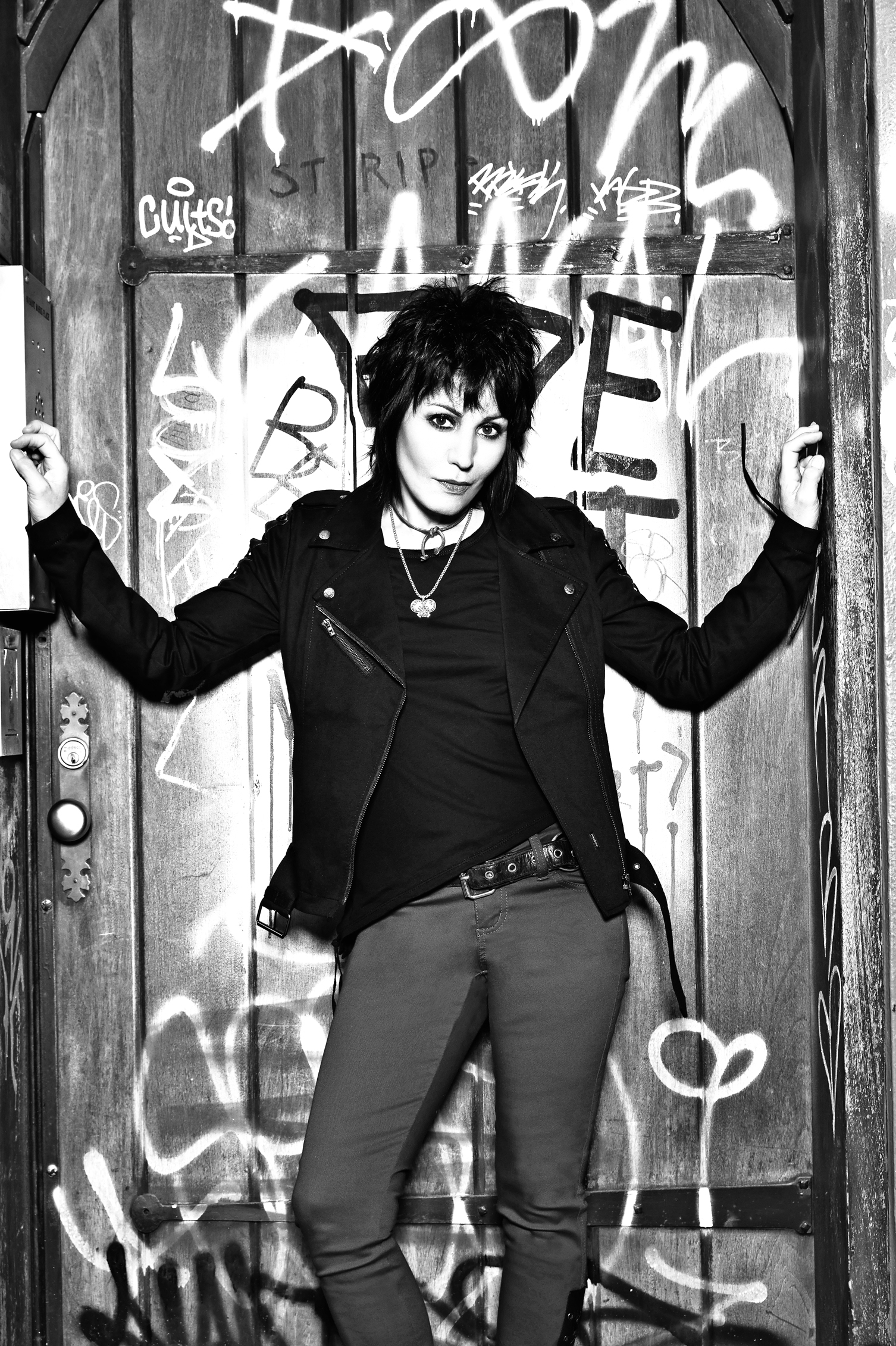Hot Topic Introduces Fashion Collection Designed by Rock Icon Joan ...