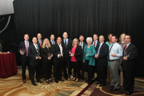 2014 Corporate Counsel Awards Honorees (Photo: Business Wire)