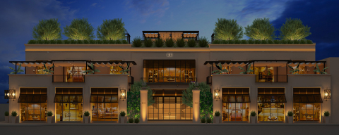 Restoration Hardware Announces The Opening Of Rh West Hollywood The Gallery On Melrose Avenue