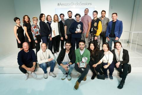 Amazon Fashion Studio Sessions 2014 (Photo: Business Wire)