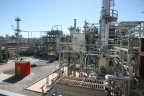 Renewable Energy Group's 75-million gallon/year renewable diesel biorefinery in Geismar, Louisiana is now producing and selling advanced biofuel. (photo courtesy REG)