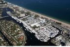 55th Annual Fort Lauderdale International Boat Show Opens Thursday, Oct. 30 (Photo: Business Wire)