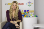Mom, philanthropist and global pop singer, Shakira, partners with Fisher-Price to launch new toy line benefiting early childhood development. (Photo: Business Wire)