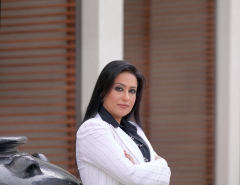 Nashwa Al Ruwaini, CEO of Pyramedia (Photo: Business Wire)