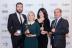 Aktuelle Stevie Award Gewinner (Photo: Business Wire)
