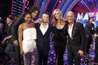America's Got Talent Season 9 Winner Mat Franco with AGT Judges (Photo: Business Wire)