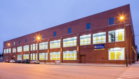 Uncle Bob's Self Storage recently opened this converted facility at 1625 S. Ashland Ave., Chicago, I