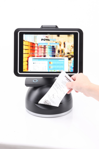 PowaPOS is the first POS platform designed specifically for tablet-based payments. (Photo: Business