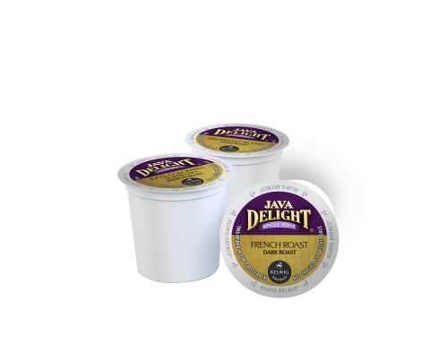 The Java Delight brand K-Cup(R) packs, which became available this month, bring together the quality a