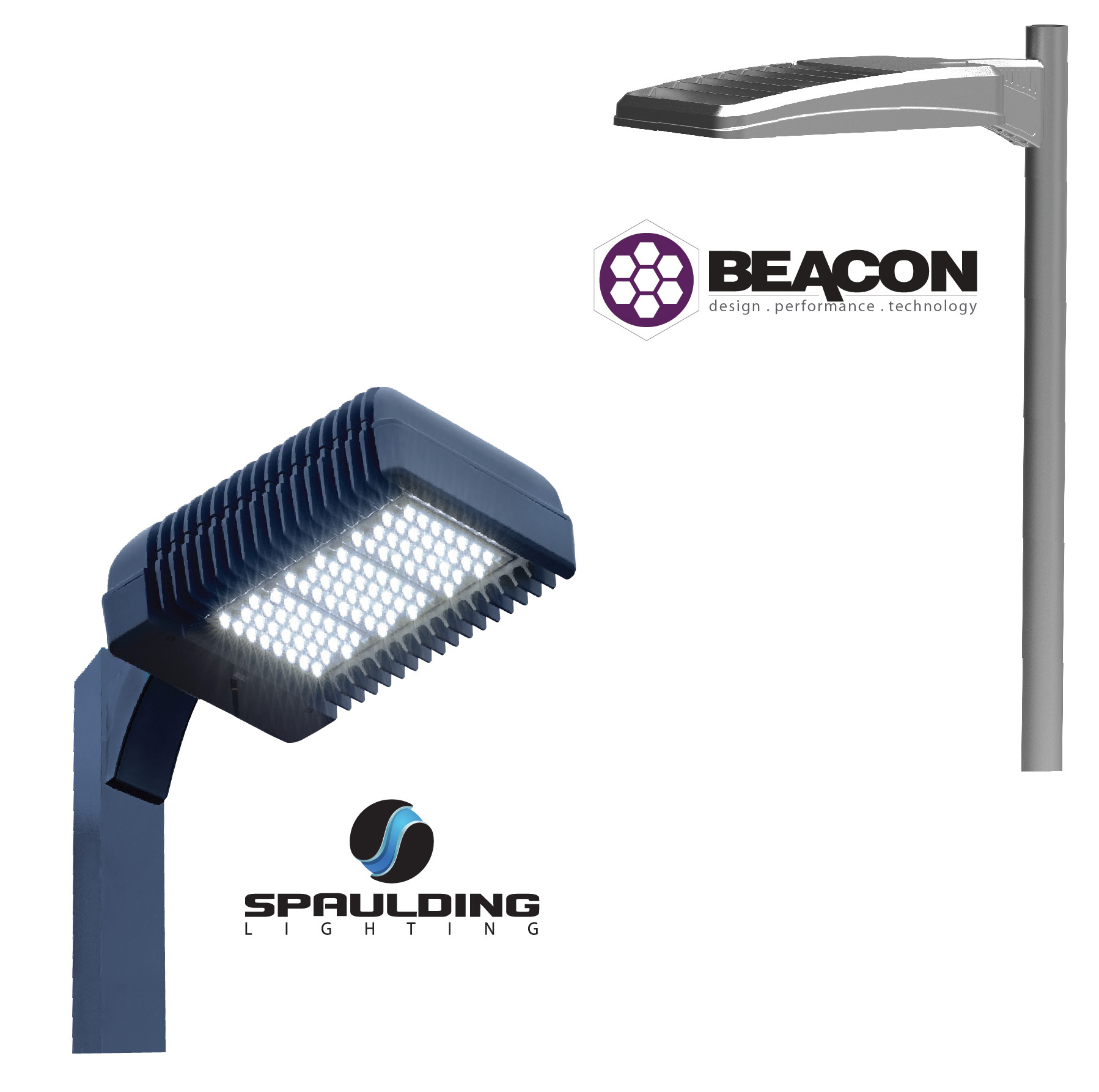 Spaulding Lighting And Beacon Products Have Introduced New Optical Packages Specifically Designed For Auto Dealerships