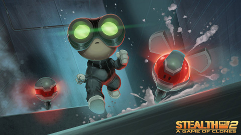 Stealth Inc 2: A Game of Clones is a puzzle platformer that puts you in the role of a clone escaping ...