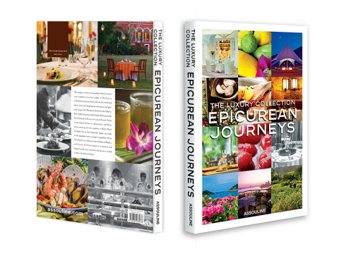A celebration of global cuisine, Epicurean Journeys features recipes from The Luxury Collection's re