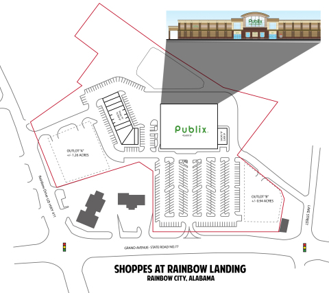Shoppes at Rainbow Landing (Rainbow City, AL)