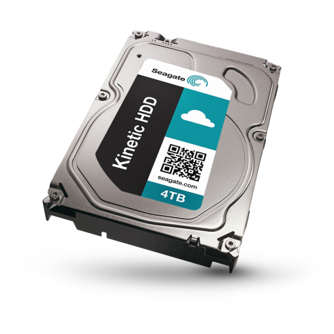 Seagate Kinetic HDD (Photo: Business Wire)
