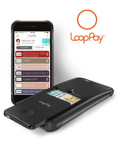 LoopPay mobile payments (Photo: Business Wire)