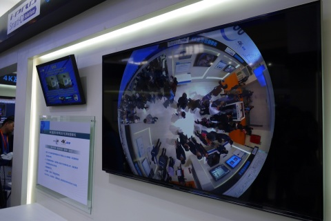 4K omnidirectional camera (Photo: Business Wire)