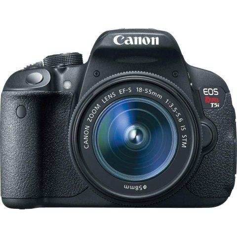 Canon EOS Rebel T5i Digital SLR (Photo: Business Wire)