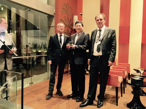 COMPUTEX takes home coveted UFI Marketing Award for TAITRA. (Photo: Business Wire)