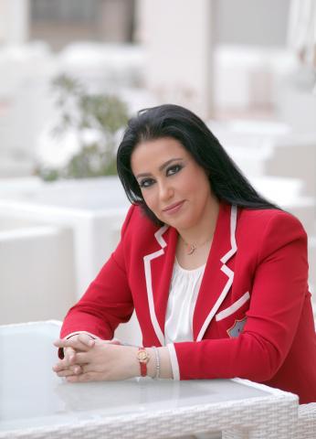 Nashwa Al Ruwaini CEO of Pyramedia (Photo: Business Wire)