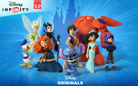 Disney Originals characters launches today in retail stores nationwide. (Photo: Business Wire)