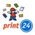 Impresiones de alta calidad en textiles con print24
