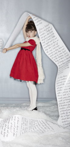 Macy's sets out to achieve GUINNESS WORLD RECORDS® title for the longest wish list to Santa as part ...