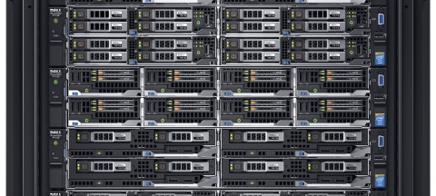 Dell PowerEdge FX2 (Photo: Business Wire)