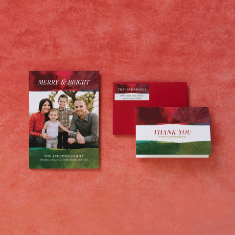 Tiny Prints Gives Back This Holiday Season With An Exclusive Holiday Card Collection Benefiting