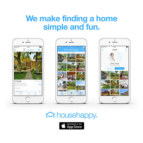 Househappy Releases Ios App Making Real Estate Search