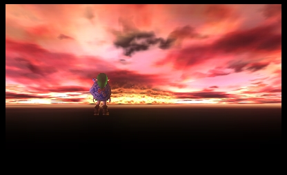 Launching in spring 2015, The Legend of Zelda: Majora's Mask 3D brings Link's suspenseful, intricate quest through the mysterious world of Termina to a hand-held system for the first time with enhanced 3D graphics and added features for a smoother game experience. (Photo: Business Wire)