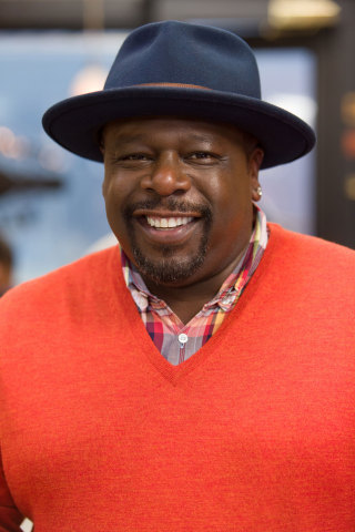 """Cedric """"The Entertainer"""" has teamed up with the American Diabetes Association and Pfizer to launch Step On Up. (Photo: Business Wire)"""