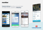 Monitise powers Turkish Airlines mobile (Graphic: Business Wire)