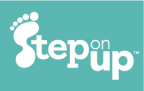 Step on Up logo