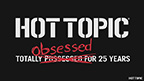 Before they blew your mind with music, a bunch of band members worked at Hot Topic. Check them out! #HT25