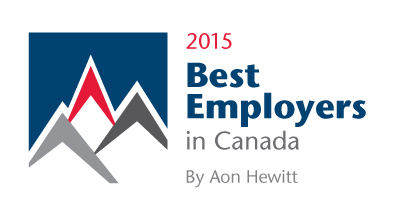 G&K Services was named one of the 50 Best Employers in Canada for the 11th consecutive year (Graphic: Aon Hewitt)