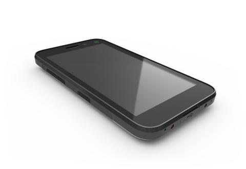 EB Tough Mobile smartphone (Photo: Business Wire)