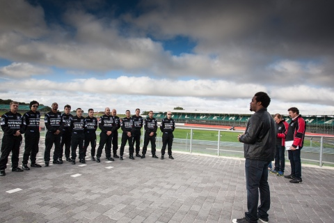 Nissan GT Academy season 4 continues gamer-to-racer legacy established with PlayStation® (Photo: Business Wire)