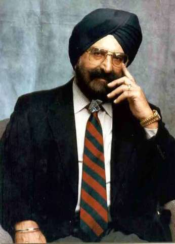 Dr. Narinder Singh Kapany (Photo: Business Wire)