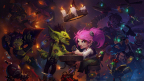 Goblins vs Gnomes is Blizzard Entertainment's explosive first expansion for Hearthstone: Heroes of Warcraft. (Graphic: Business Wire)