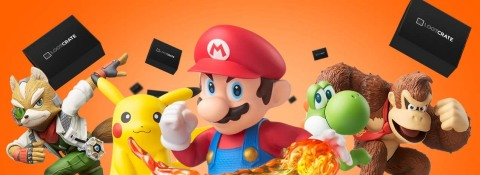 With the holidays fast approaching and launch of amiibo around the corner, the popular online delivery service Loot Crate is helping fans receive select amiibo figures after they launch on Nov. 21. (Photo: Business Wire)