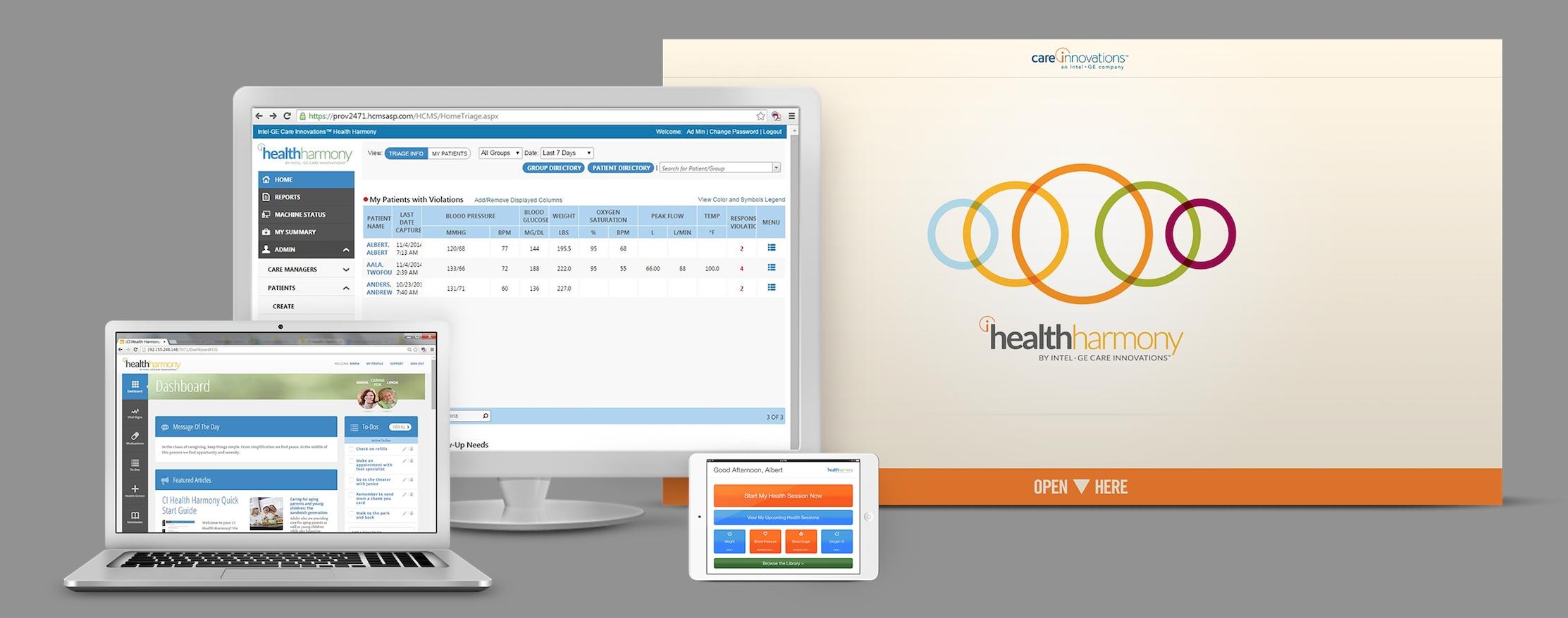 CI Health Harmony (Photo: Business Wire)