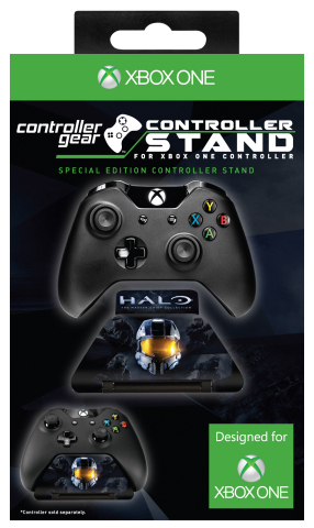 Controller Stand Box by Controller Gear Halo-The Master Chief Collection. (Photo: Business Wire)