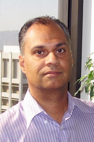 Raj Beri, COO, Ozone Media (Photo Credit: Business Wire)