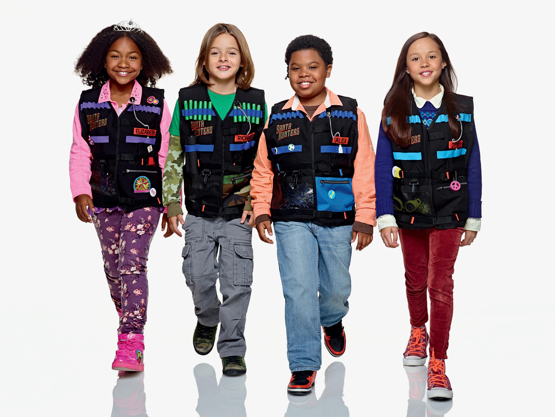 Nickelodeon Stars Unite In Santa Hunters All New Original