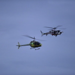Bell 505 Jet Ranger X Achieves Successful First Flight (Photo: Business Wire)