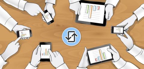 10 Gute Gründe, Warum Sie in Ihrem Unternehmen MobileTogether Einsetzen Sollten (Photo: Business Wir ...