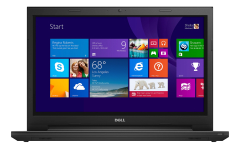 The power of 15-inch Dell Laptop all for just $299.99? Get it at Best Buy. (Photo: Best Buy)