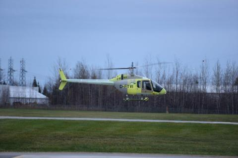 Bell Helicopter today announced the successful first flight of the Bell 505 Jet Ranger X™ helicopter ...