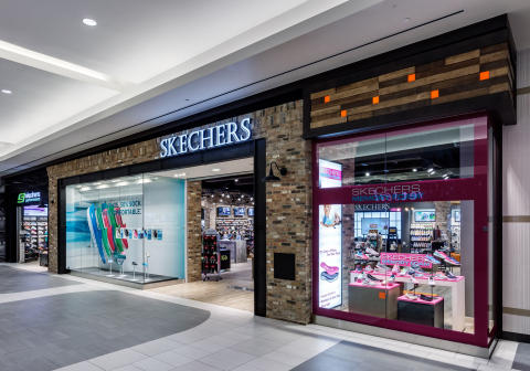 A new SKECHERS retail store that opened in California in 2014 (Photo: Business Wire)