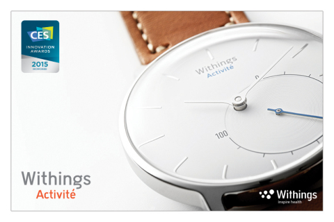 Withings Activité (Photo: Business Wire)
